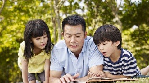 Nurturing Good Learning Attitude as A Role Model