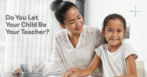 Do You Let Your Child Be Your Teacher?