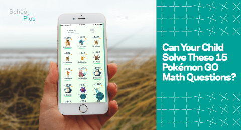 This Pokémon GO Worksheet Can Help Your Child Improve In Primary Math