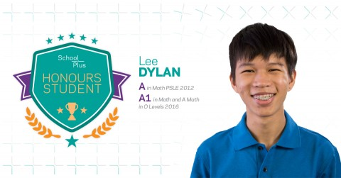 Honours Student: Dylan Lee, O Levels