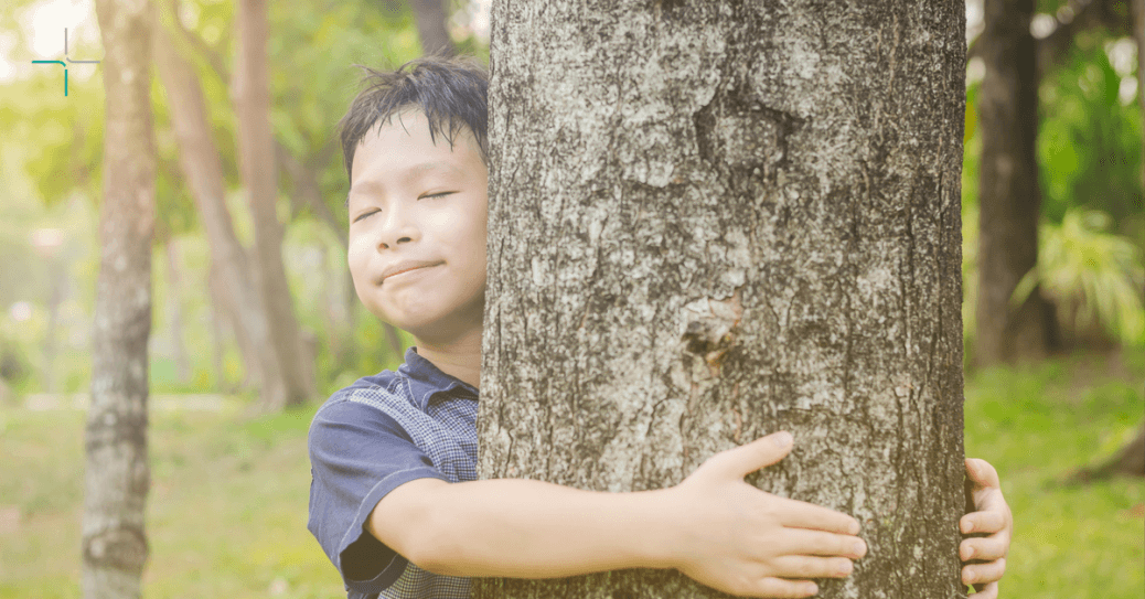 Going green with your child