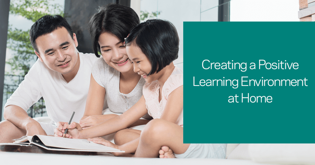 create a positive learning environment