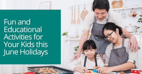 Fun and Educational Activities for Your Kids this June Holidays