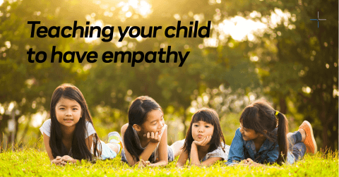 How to teach your child to have empathy