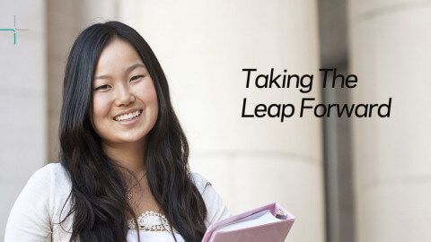 Taking the Leap Forward After Secondary School