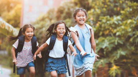 Getting your child excited for the new school year
